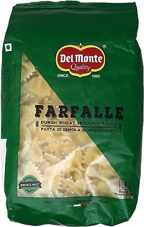 Del Monte Farfalle Pasta, 500g