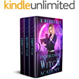 Undercover Witch Academy: Complete Collection