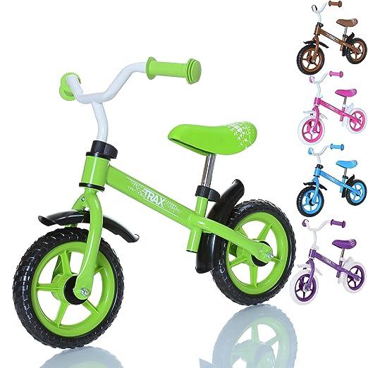 23 opinioni per LCP Kids TRAX Bicicletta senza pedali per bambini da 2 anni, colore verde