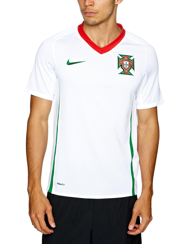 Nike Portugal - Camiseta de fútbol para hombre: Amazon.es: Ropa y accesorios