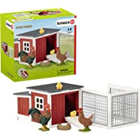 Schleich 42421 Chicken Coop Playset