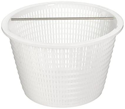 1a854c47c9a52 Image Unavailable. Image not available for. Color  Pentair 08650-0007 Sta- Rite U-3 Skimmer Basket with Handle Pool Supplies