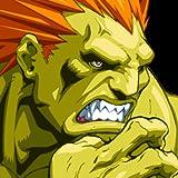 Blanka Street Fighter Brazil