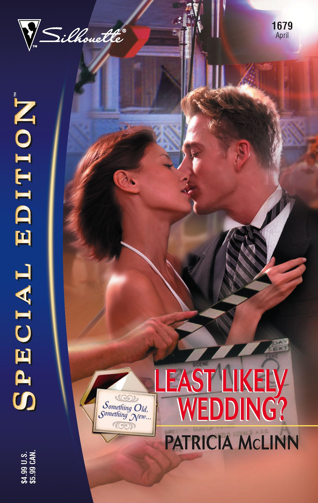 Read Online Least Likely Wedding? (Something Old, Something New...) pdf