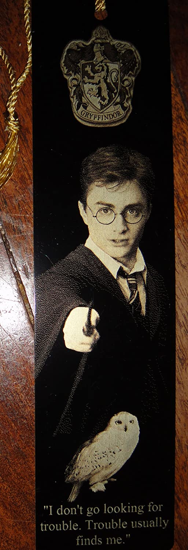 Harry Potter Metal Bookmark Nerd Adjacent Productions