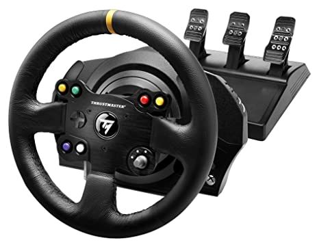 Thrustmaster VG TX Leather Edition Premium Official Xbox One