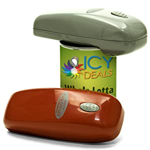 Handy Can Opener Automatic One Touch Electric Can Opener