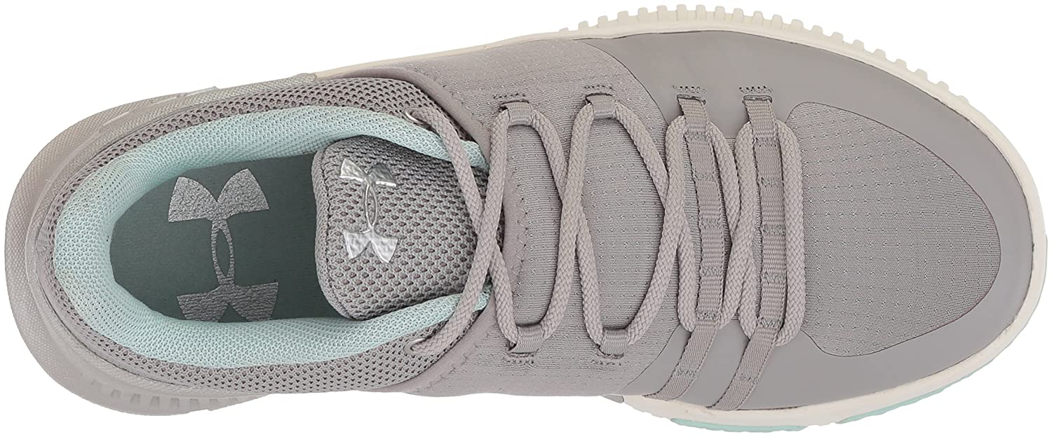 Under Armour Women's Ultimate Speed Sneaker B071Z928V1 10 M US|Tin (102)/Ivory