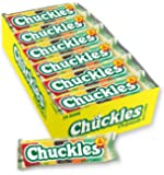 Chuckles Jelly Candy,2 oz, pack of 24 (total 48 oz)