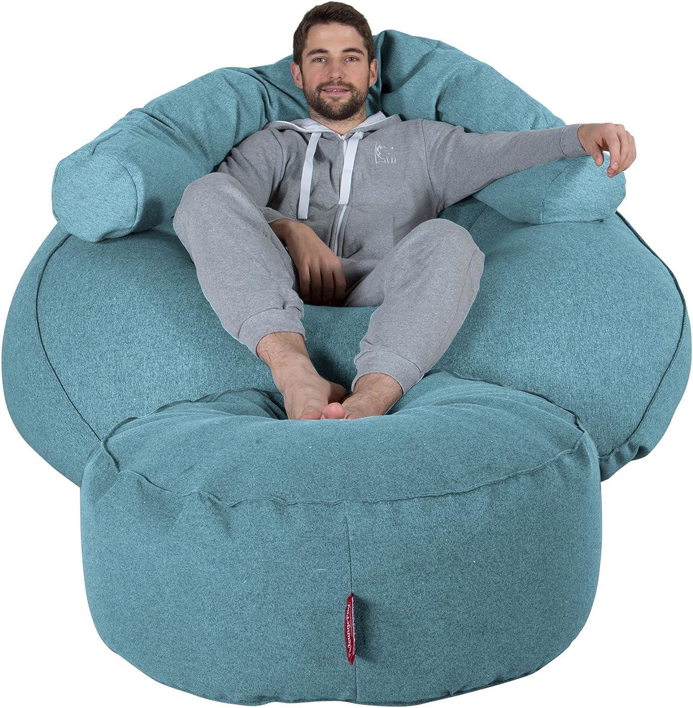 Lounge Pug/® Pouf Sacco Gigante XXXL Mega Mammut Corda Classica Sabbi