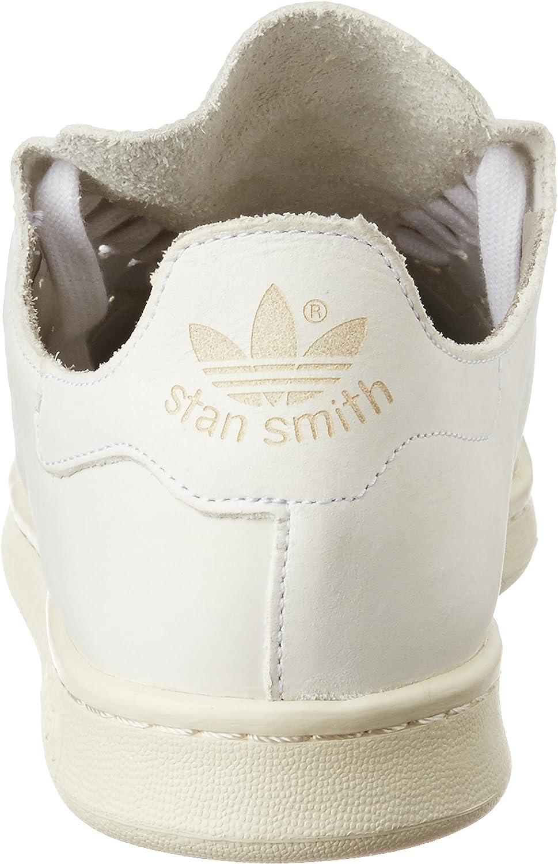 adidas Herren Stan Smith Lea Sock Sneaker Low Hals