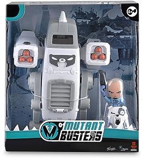Mutant Busters Buque de Asalto, juguete de acción y figura ...