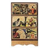 "NOVICA""""Diego Rivera's Mexico Decoupage Jewelry"