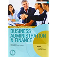 BUSINESS ADMINISTRATION FINANCE SB GS Burlington Books