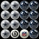 NFL Dallas Cowboys Billiards Ball Set