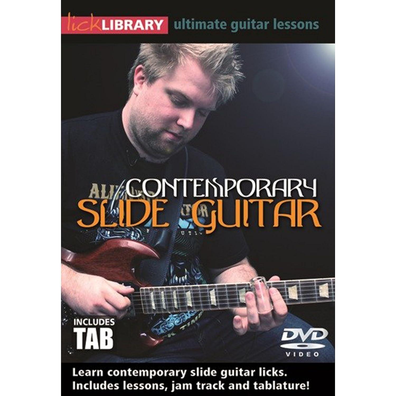 Contemporary Slide Guitar - Guitar - DVD: Amazon.es: Instrumentos ...