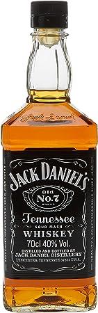 Jack Daniel's - Tenesse Whiskey, Botella 700 ml