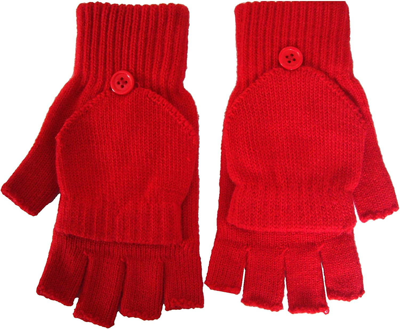 Winter Fingerless Warm...