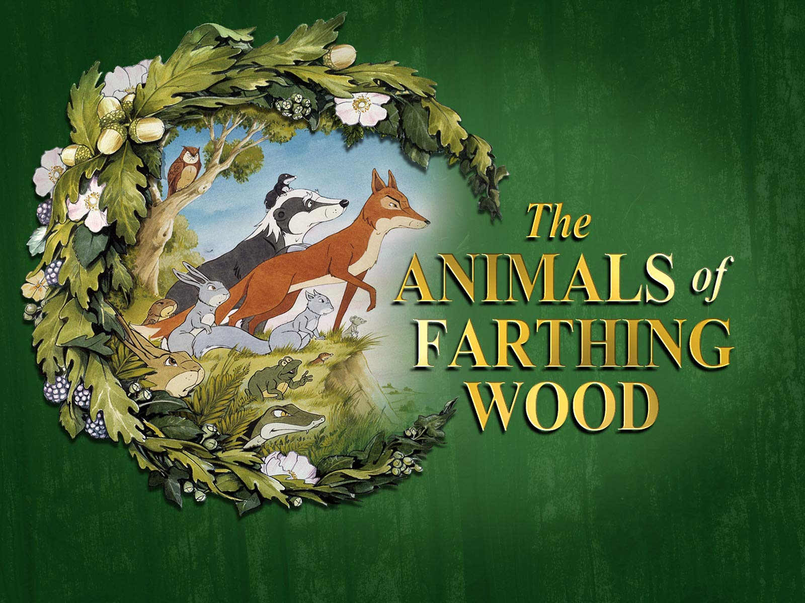 The Animals of Farthing Wood on Amazon Prime Video UK