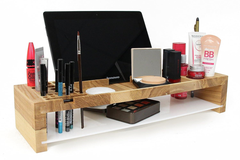 Makeup Organizer, Makeup Brush Holder, Brush Holder, Makeup Storage, Make Up Organizer, Makeup Tray, Makeup Brushes, Makeup Vanity, Makeup
