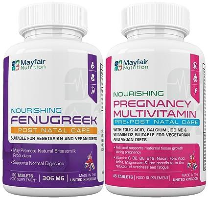 Cuidados Prenatales y Postnatales|Adecuado para Vegetarianos ...