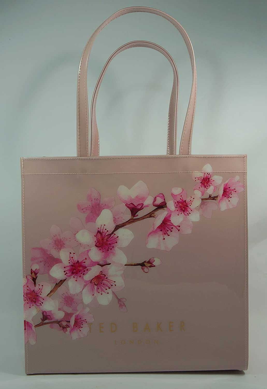 39d28d5c15 Buy Ted Baker Pammcon Soft Blossom Large Icon Tote Light Pink Online at Low  Prices in India - Amazon.in