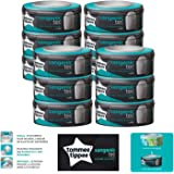 12 x Tommee Tippee Sangenic Baby Nappy Close To Nature Fit All Refills Cassettes