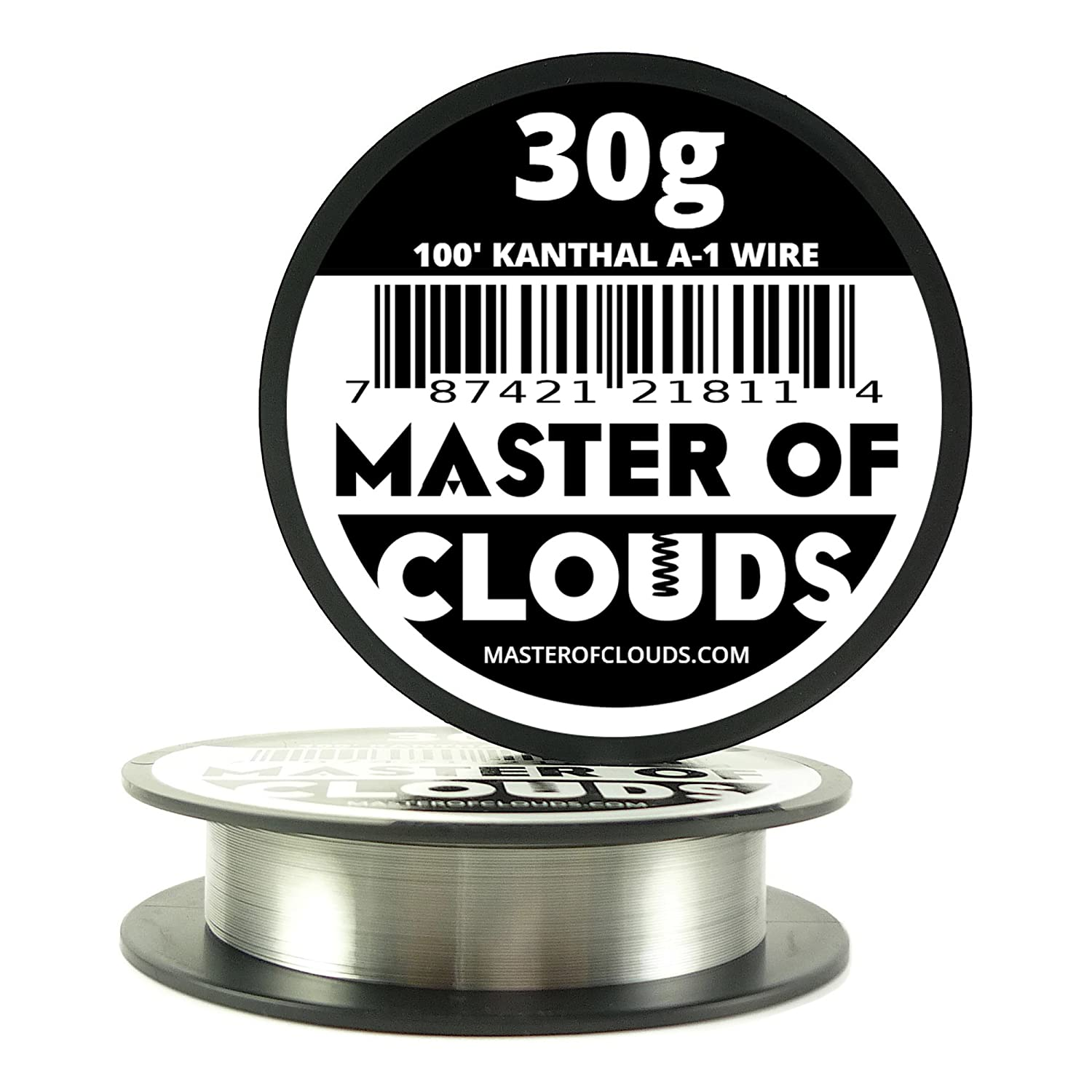 100 ft - 30 Gauge Kanthal A1 Resistance Wire AWG 100\' Lengths ...
