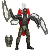 Marvel, Captain America The Winter Soldier, Super Soldier Gear Action Figure, Rocket Storm Falcon, 3.75 Inches