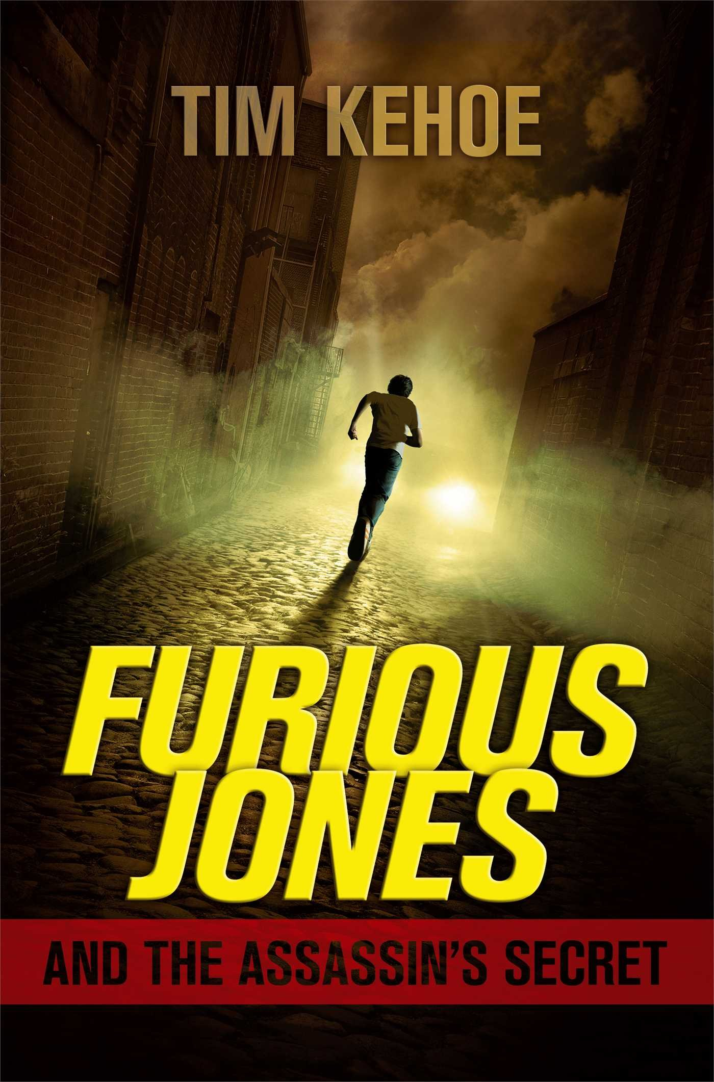 Download Furious Jones and the Assassin's Secret PDF