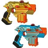 Nerf Lazer Tag Phoenix LTX Tagger 2-Pack (Amazon Exclusive)