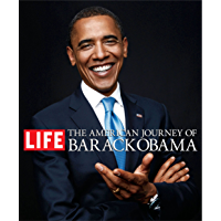 The American Journey of Barack Obama, eBook text edition book cover