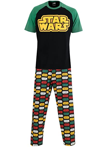 Star Wars Pijama para Hombre Star Wars Talla XX Large