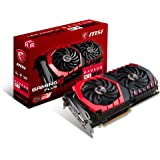 MSI Radeon RX 580 8GB GAMING X+ Graphics Card