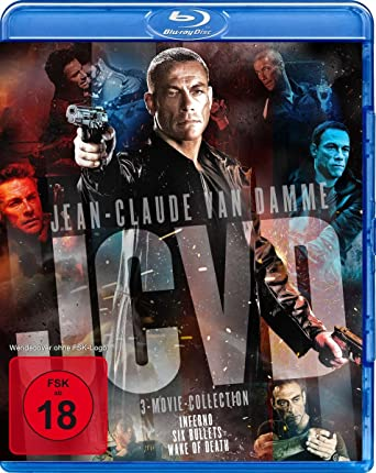 Jean Claude Van Damme Movie Collection Inferno Six Bullets