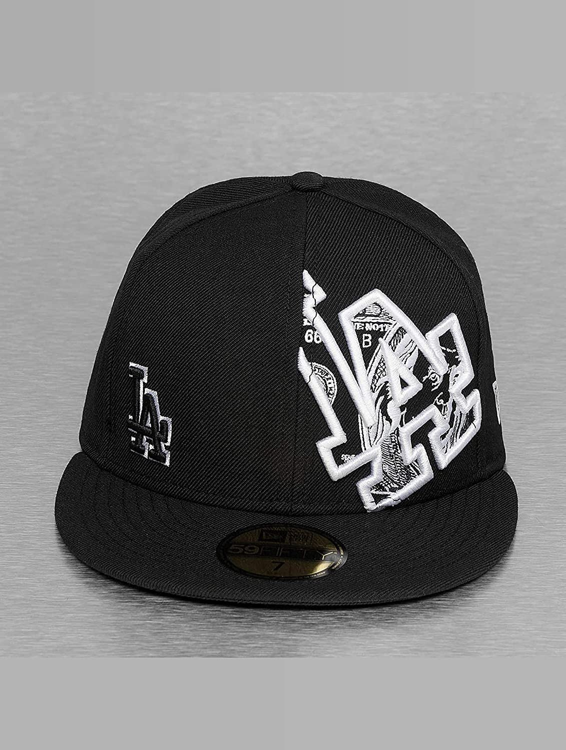 A NEW ERA Era Hombres Gorras Planas C-Note LA Dodgers 59Fifty ...