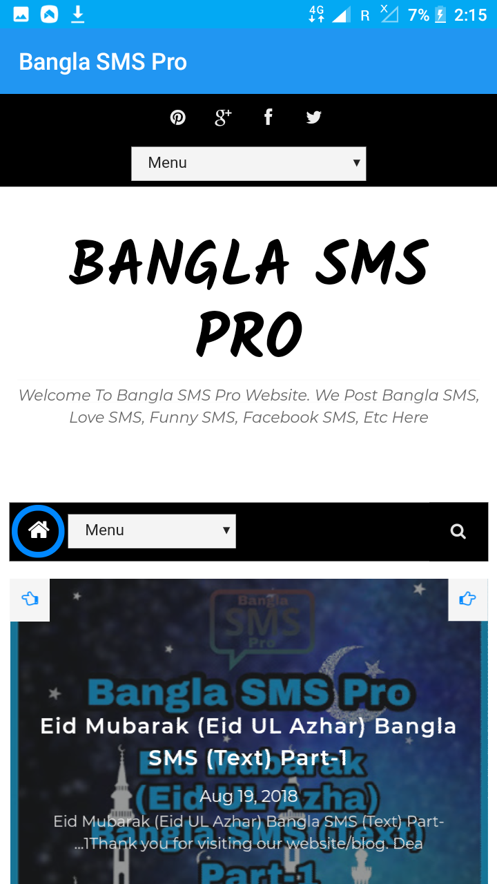 Banglasmspro: Amazon ca: Appstore for Android