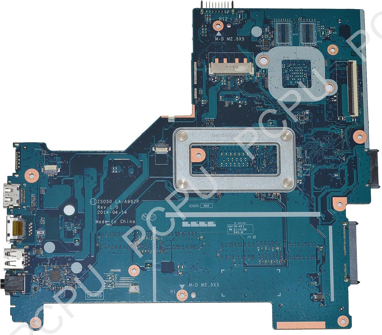 HP 15-R Laptop Motherboard Intel i3-4030U 1.9Ghz CPU ZSO50 LA-A992P 779467-501