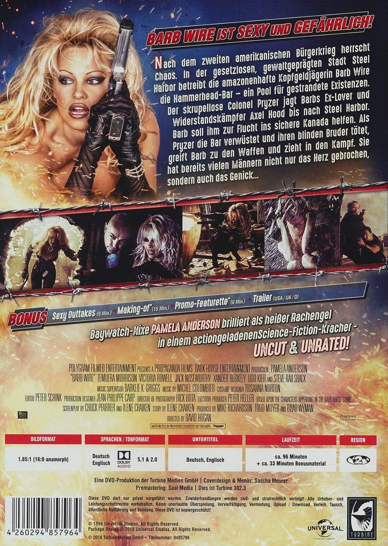 Barb Wire Unrated Amazonde Pamela Anderson Udo Kier Temuera