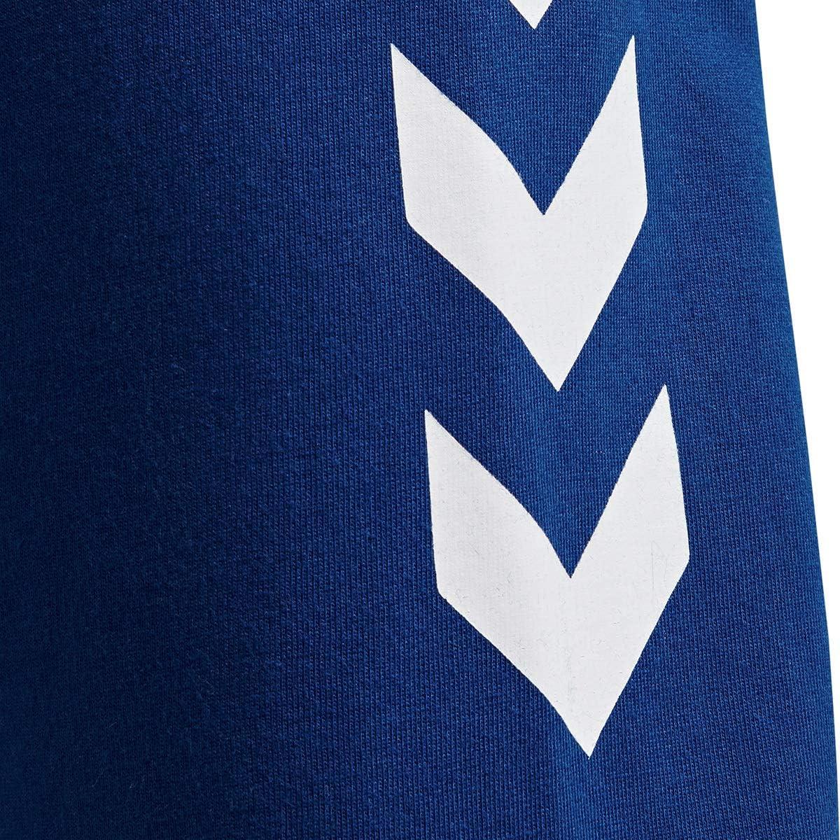 hummel Hmlgo Cotton Hoodie - Sweatshirt à Capuche - Homme True Bleu.