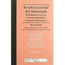 REVISION DE LA ACTIVIDAD DE LA ADMINISTRACION