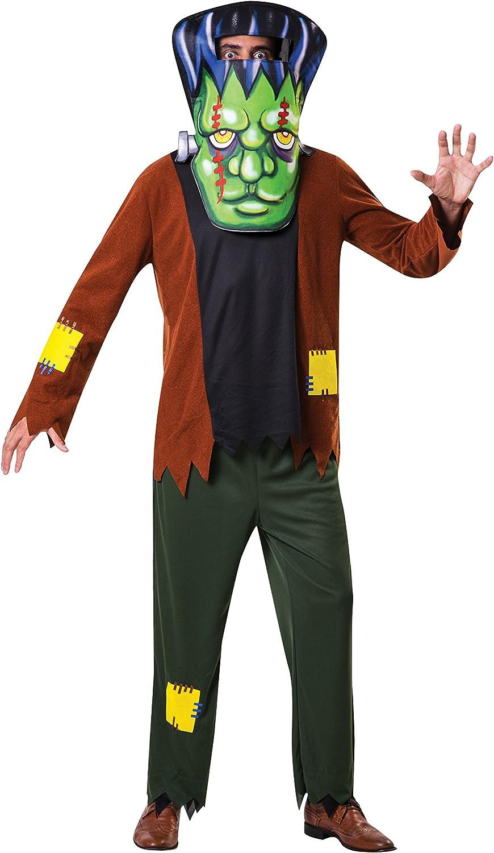 Bristol AF069 - Frankenstein de cabeza grande, para hombre, mujer ...