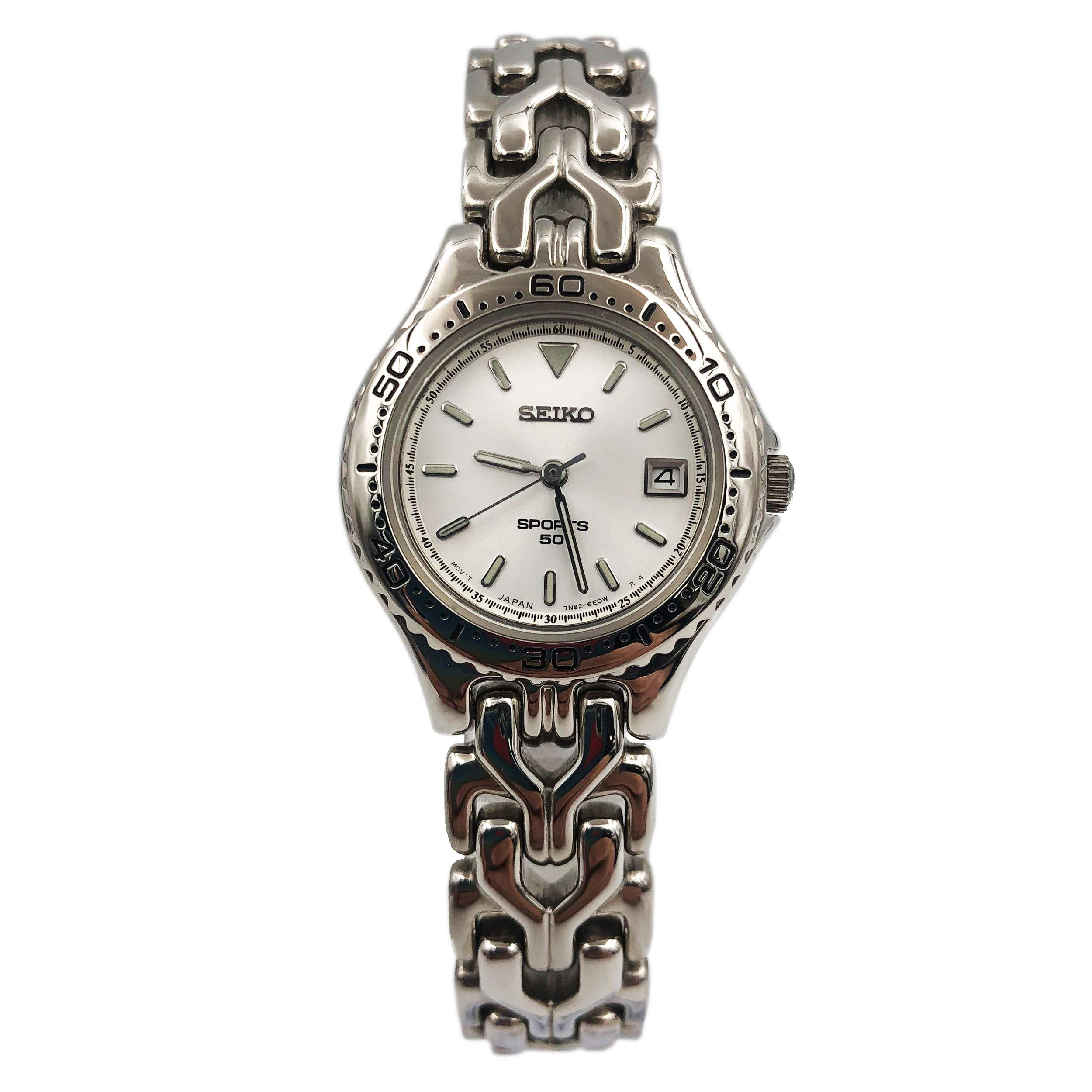 Seiko Unknown Quartz Female Watch SXD209 (Certified Pre-Owned) by SEIKO