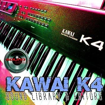 KAWAI K1 - Enorme Fábrica Original y Nueva Creada Biblioteca ...