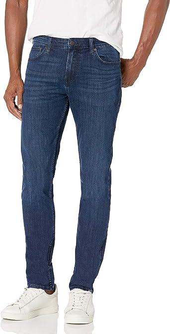 Amazon Com Calvin Klein Pantalones De Mezclilla Ajustados Para Hombre Clothing