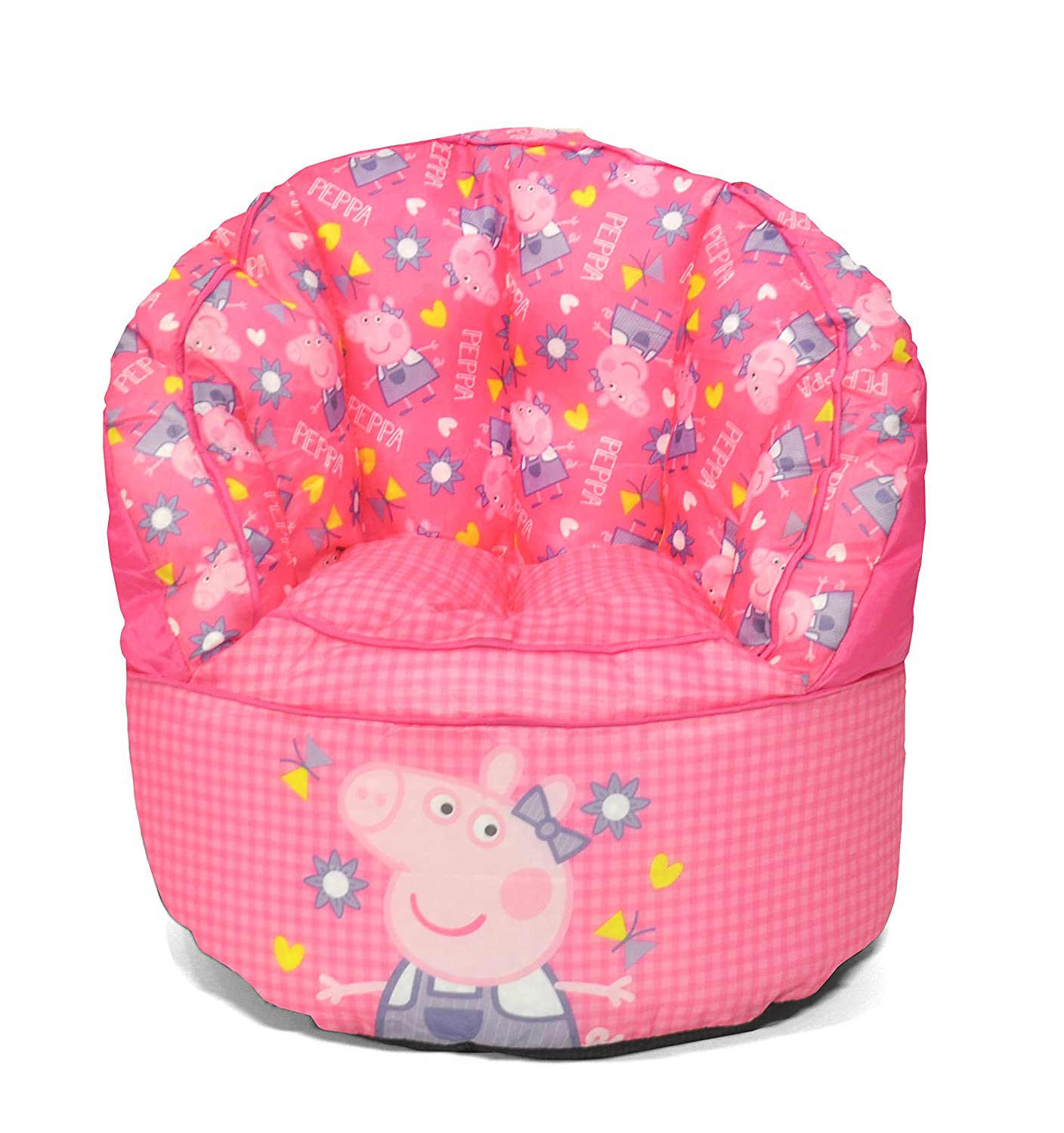 Amazon Peppa Pig Kids Bean Bag Chair Kitchen Dining