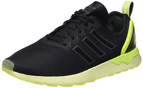 online store 3aaca ffee7 adidas Mens Zx Flux Adv Training Running Shoes Core BlackHalo, 6 UK 39