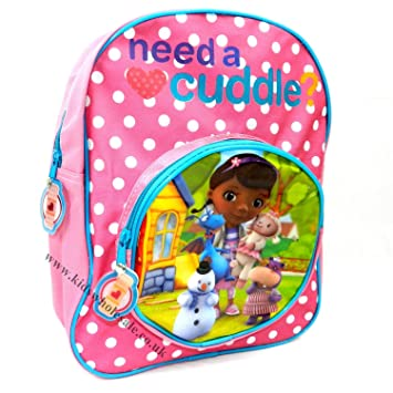 b36b6795235 Sambro Doc McStuffins Junior Backpack with Front Pocket  Amazon.co ...