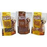 Amazon.com: Sargentos Canina Prime Pato Jerky Pet food44; 3 ...