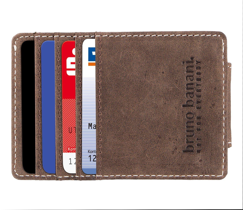 Bruno Banani 12 Karten Fächer Ec Kartenetui Kreditkarten
